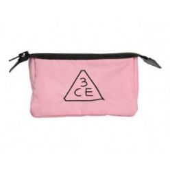 STYLENANDA 3CE PINK RUMOR POUCH
