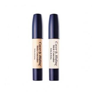 Основа для макияжа HOLIKAHOLIKA Cover & Hiding Stick concealer 1ea