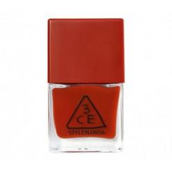 STYLENANDA 3CE Красный рецепт Долговечный лак для ногтей 10 мл
