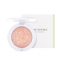 Пудра-хайлайтер для макияжа NATURE REPUBLIC Provence Marble Highlighter 14g