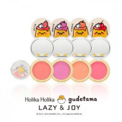 HOLIKAHOLIKA LAZY & JOY Jelly Dough Blusher2 (издание Gudetama) 6g