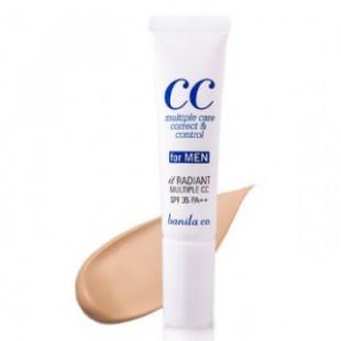 BANILA CO Rradiant Multiple CC для мужчин 30 мл SPF35 PA ++