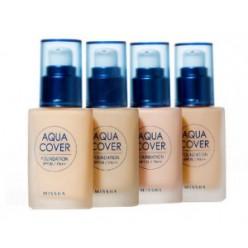 MISSHA Aqua Cover Foundation SPF20 / PA ++ 30ml