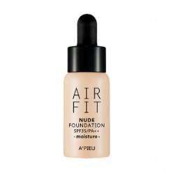 APIEU Air-fit Nude Foundation Moisture SPF35 PA ++ 18g