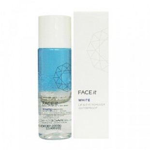 THE FACE SHOP Face It White Lip & Eye Remover (Waterproof) 110ml