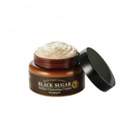 Очищающий крем SKINFOOD Black Sugar Perfect Cleansing Cream 230ml