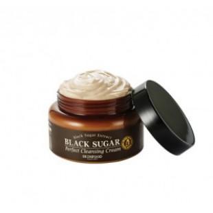 Очищающий крем SKINFOOD Black Sugar Perfect Cleansing Cream 230ml