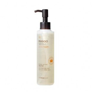 THE FACE SHOP Mango Seed Oil To Foam 200ml