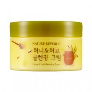 NATURE REPUBLIC Honey & Herb Massage Cream 215ml
