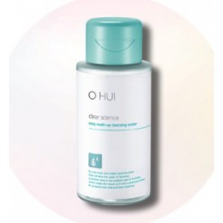 OHUI Clear Science Easy Wash-Up Cleansing Water 300ml