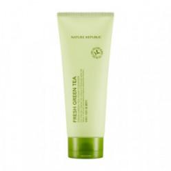 NATURE REPUBLIC Fresh Green Tea Foam Cleanser 150ml