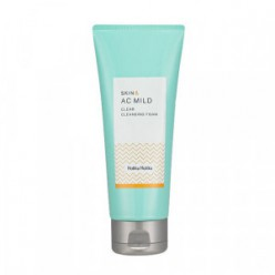 HOLIKAHOLIKA Skin & AC Mild Clear Cleansing Foam 150ml