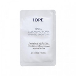 Iope Ideal cleansing foam whipping brightener 4ml*10ea