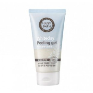 Пилинг-гель для кожи HAPPY BATH Whiteclay Peeling Gel 150g