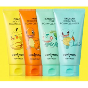 TONYMOLY Foam Cleanser (Pokemon Edition) 150 мл