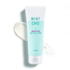 APIEU Mint Cho Sebum Free Oil Catch Foam 150ml