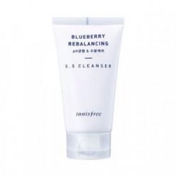 INNISFREE Blueberry Rebalancing 5.5 Cleanser 100ml