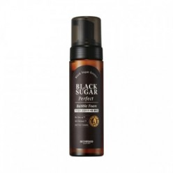 SKINFOOD Black Sugar Perfect Bubble Foam 200ml