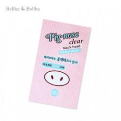 HOLIKAHOLIKA Pig-nose Clear Black head Perfect sticker 1 sheet