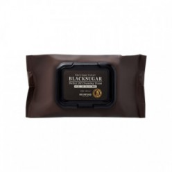 SKINFOOD Black Sugar Perfect Off Очищающая ткань 40ea