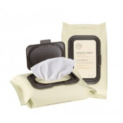 THE FACE SHOP Mango Seed Cleansing Tissue 50pcs