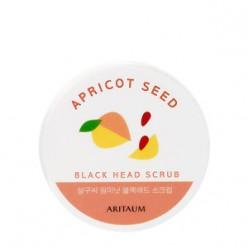 ARITAUM Абрикосовое семя Blackhead Scrub 30g