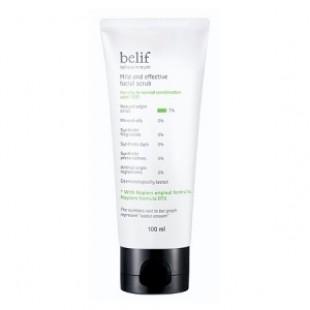 Скраб для лица BELIF Mild and Effective Facial Scrub 100ml