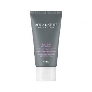 APIEU Aqua Nature Blackhead Плавящий гель 50 мл