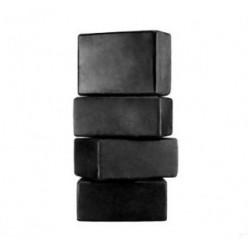 Косметическое мыло для очистки пор SECRETKEY Black out pore cleansing bar 85g [1ea]