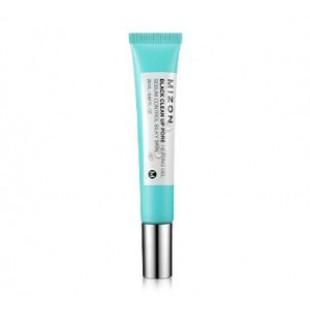 Очищающий гель для кожи MIZON Black Clean up Pore heating Gel 20ml
