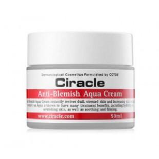 Аква крем для лица CIRACLE Anti-Blemish Aqua Cream 50ml