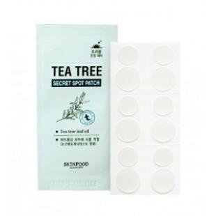 Секретный патч для чайного дерева SKINFOOD (1 лист)