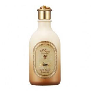 Эмульсия для кожи SKINFOOD Gold Caviar Emulsion 145ml -Wrinkle Care-