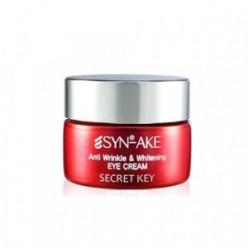 Крем для кожи вокруг глаз SECRETKEY Synake Anti Wrinkle & Whitening Eye Cream 15g