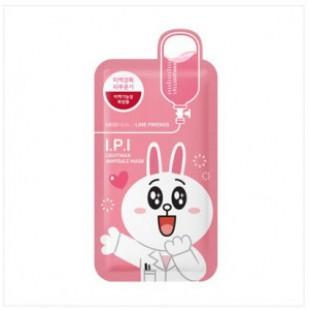 MEDIHEAL Линия друзей IPI Lightmax Ampoule Mask 1box (10 шт.)
