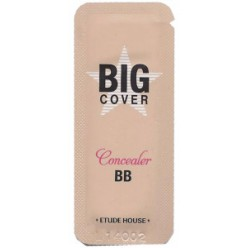 ETUDE House Big Cover Concealer BB SPF50 + PA +++ 1ml * 10ea
