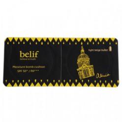 BELIF Влагозащитная подушка Миниатюра SPF50 # Светлый бежевый