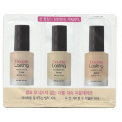 Etude House Double Lasting Foundation 2ml + 2ml + 2ml * 5ea