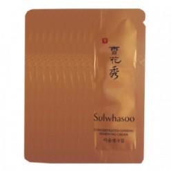 SULWHASOO Концентрированный женьшеневый обновляющий крем 1 мл × 10 (10 мл)