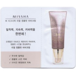 Missha M Signature Real Complete BB Cream No.21 Pink Beige 1.5ml * 10ea