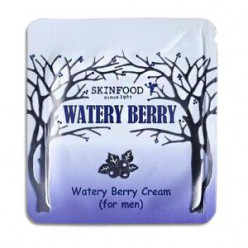 Skinfood Watery Berry Cream (For Men) 1ml*10ea