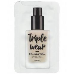 APIEU Triple Wear Foundation SPF20 PA ++ 2ml * 10ea