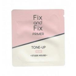 ETUDE HOUSE Fix And Fix Tone Up Primer SPF33 PA ++ 1ml * 10ea