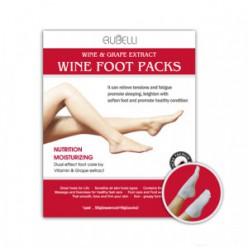 RUBELLI Wine Foot Packs 1pair