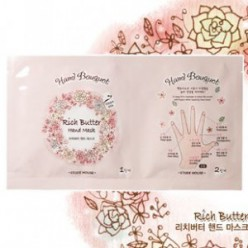 ETUDE HOUSE Hand Bouguet Rich Butter Hand mask