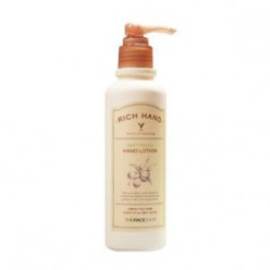 THE FACE SHOP Rich Hand V Soft Touch Hand Lotion 200ml