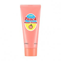 APIEU Крем для рук Peach 60ml
