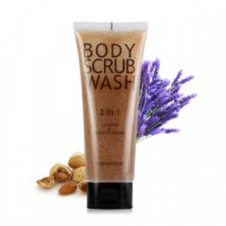 Скраб для тела TOSOWOONG Perfume Body Scrub Wash 160g