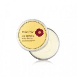 Масло для кожи INNISFREE Jeju camellia body butter 150ml