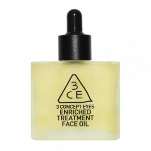 Масло для лица STYLENANDA 3CE ENRICHED TREATMENT FACE OIL 50ml
